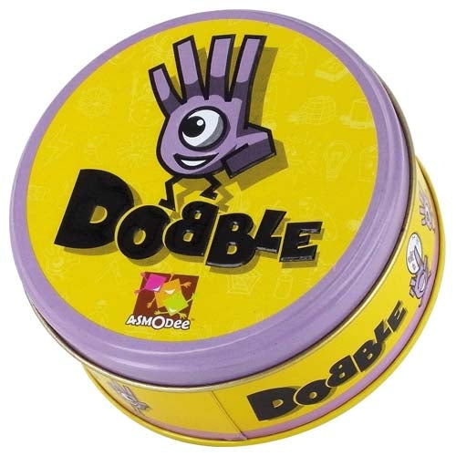 Dobble: 5 Card Games in 1