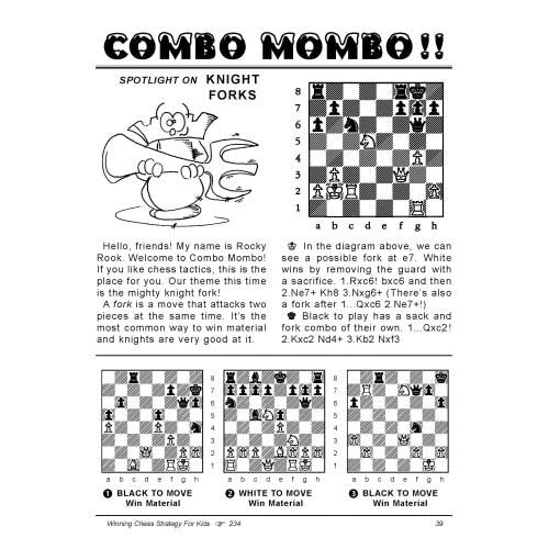 All 4 Winning Chess for Kids Titles - Jeff Coakley