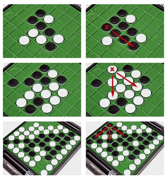 Othello Classic Board Game (Reversi)