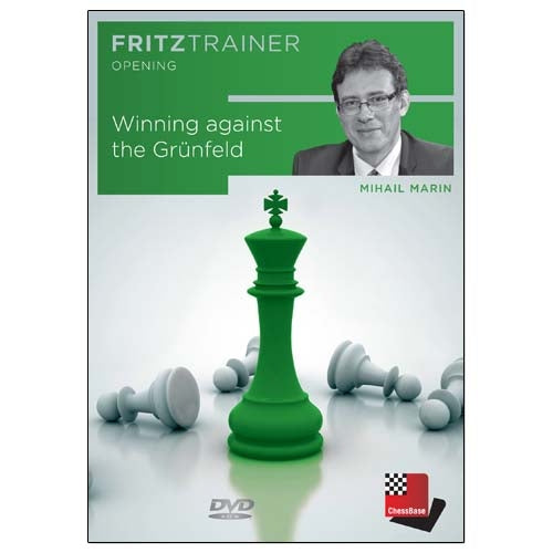 Winning Against the Grunfeld - Mihail Marin (PC-DVD)