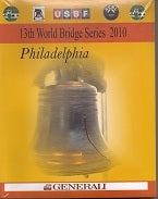 World Bridge Championships 2010 - Philadelphia
