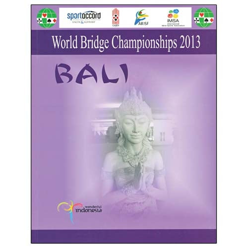World Bridge Championships 2013 - Bali
