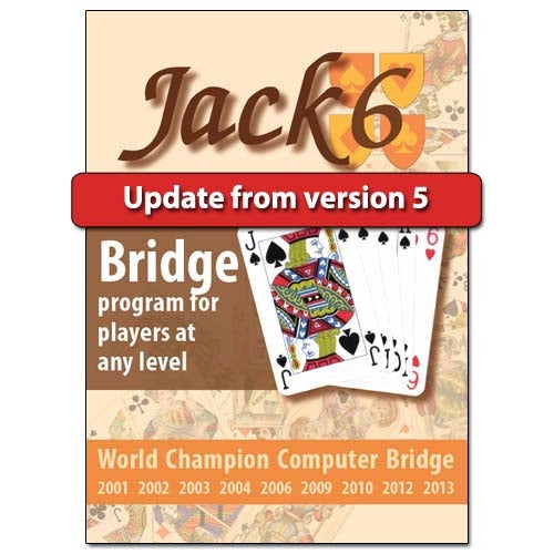 Jack 6 Update From Version 5 (PC-CD)