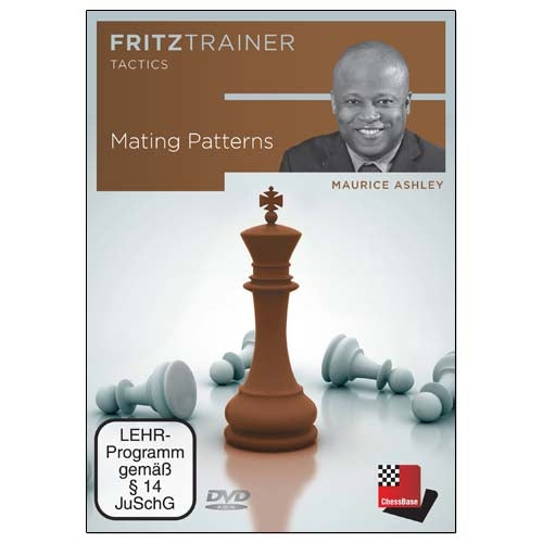Mating Patterns - Maurice Ashley (PC-DVD)