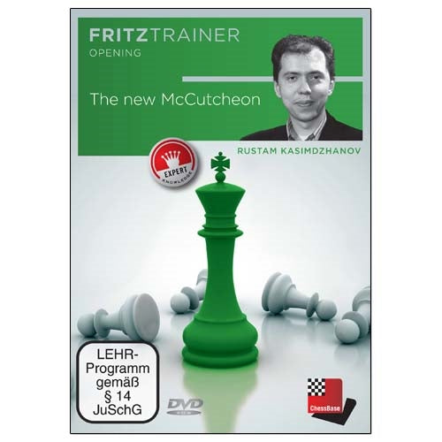The New McCutcheon - Rustam Kasimdzhanov (PC-DVD)