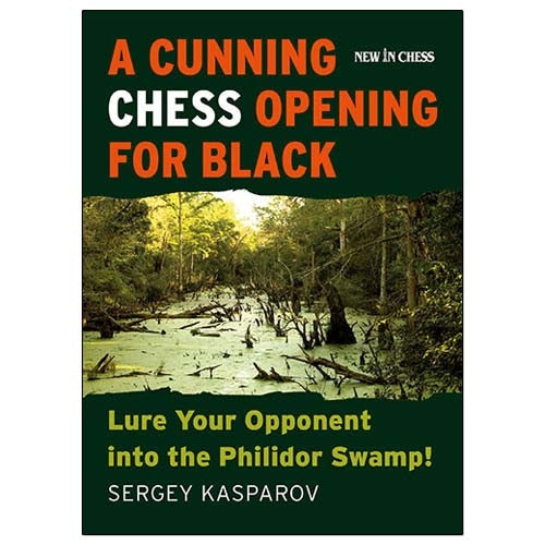 A Cunning Chess Opening for Black - Sergey Kasparov