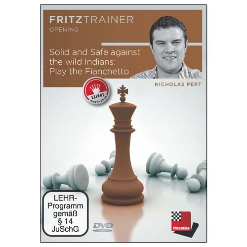 Solid and Safe Against the Wild Indians: Play the Fianchetto - Nicholas Pert (PC-DVD)