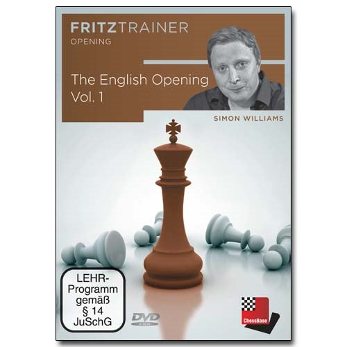 The English Opening Volume 1 - Simon Williams (PC-DVD)