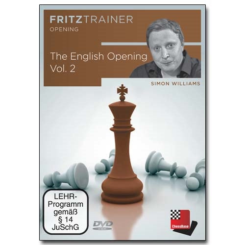 The English Opening Volume 2 - Simon Williams (PC-DVD)
