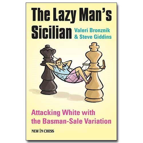 The Lazy Man's Sicilian - Valeri Bronznik & Steve Giddins