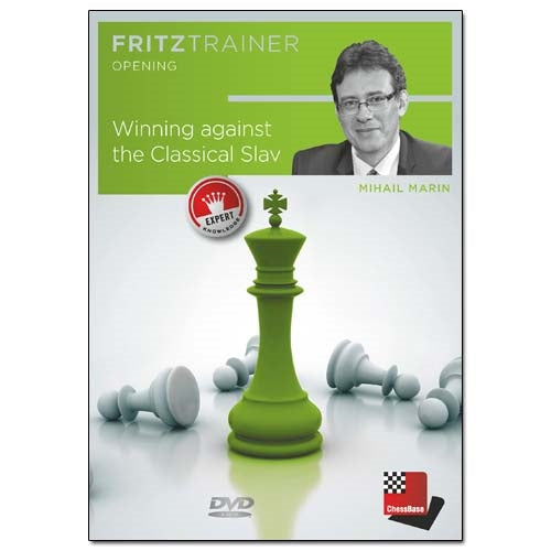 Winning Against the Classical Slav - Mihail Marin (PC-DVD)