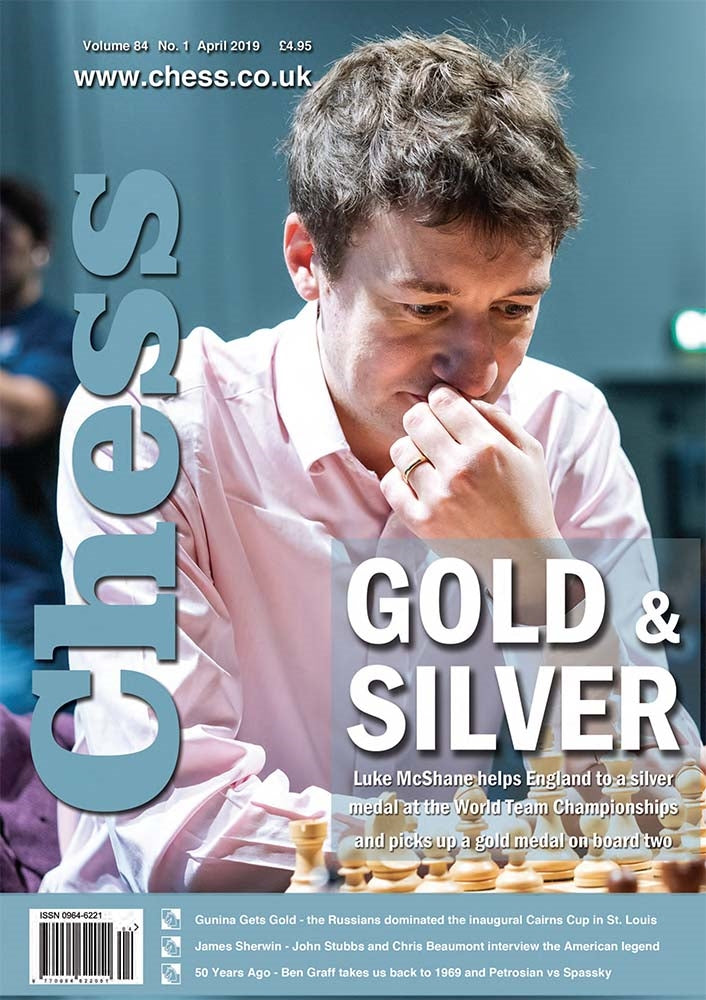 CHESS Magazine - April 2019