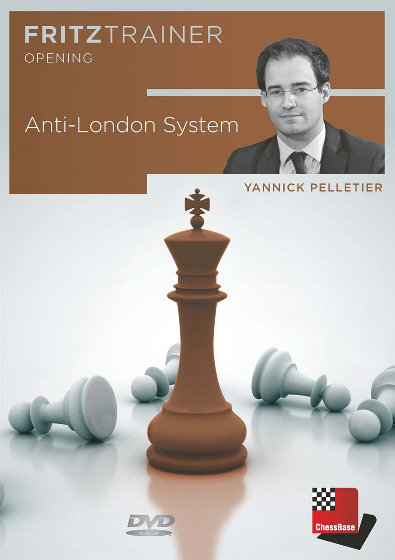 Anti-London System - Yannick Pelletier (PC-DVD)