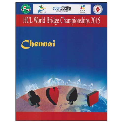 World Bridge Championships 2015 - Chennai