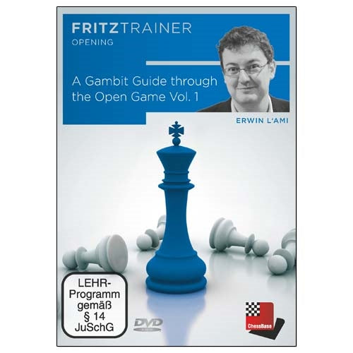 A Gambit Guide through the Open Game Vol.1 - Erwin l'Ami (PC-DVD)
