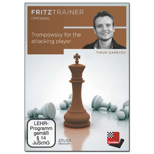 Trompowsky for the Attacking Player - Timur Gareyev (PC-DVD)