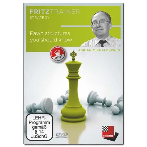 Pawn Structures You Should Know - Adrian Mikhalchishin (PC-DVD)