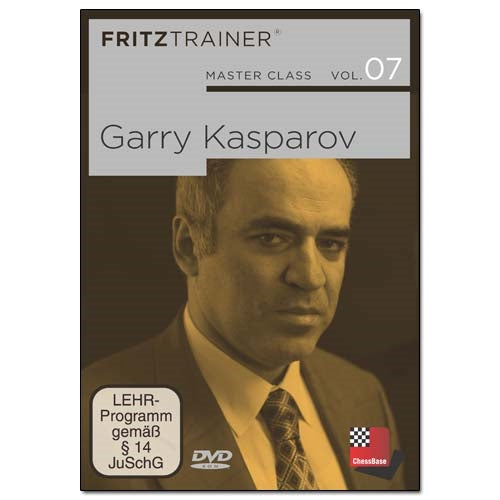 Master Class Volume 7 - Garry Kasparov (PC-DVD)