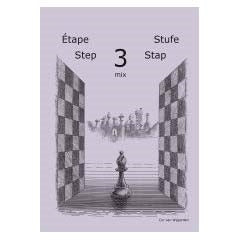 Learning Chess Workbook: Step 3 Mix - Cor Van Wijgerden