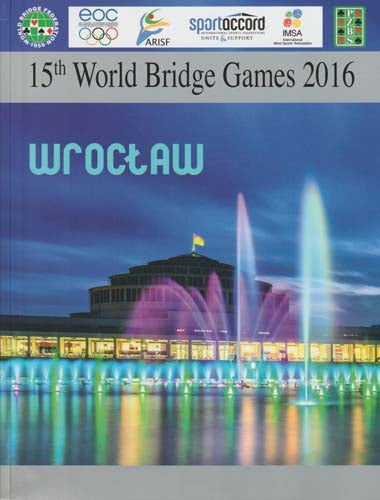 World Bridge Championships 2016 - Wroclaw