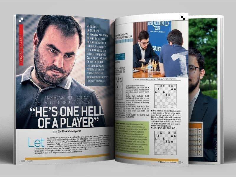 American Chess Magazine Issue 4