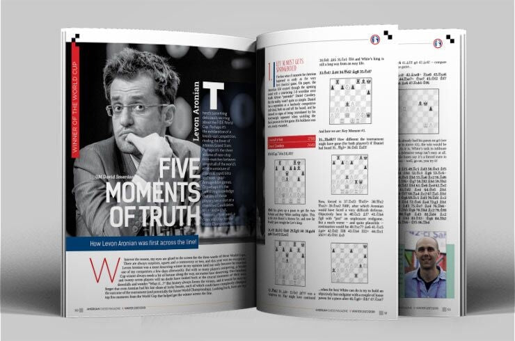 American Chess Magazine Issue 5
