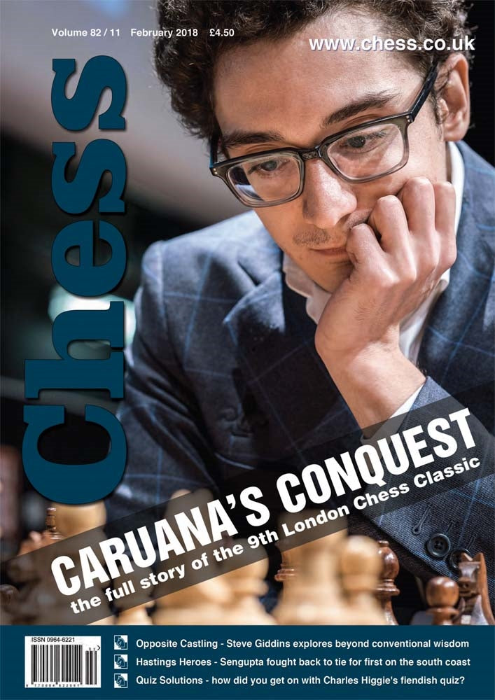 CHESS Magazine - February 2018