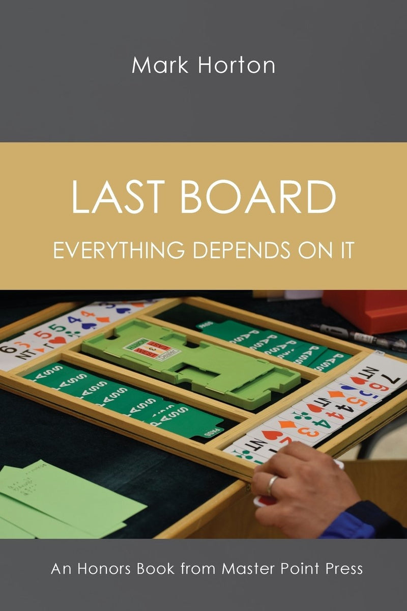 Last Board - Mark Horton