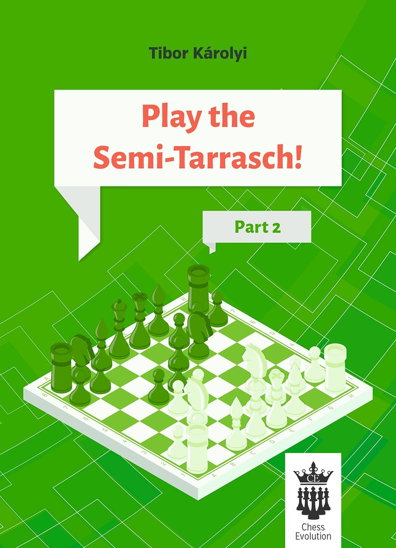 Play the Semi-Tarrasch! Part 2 - Tibor Karolyi