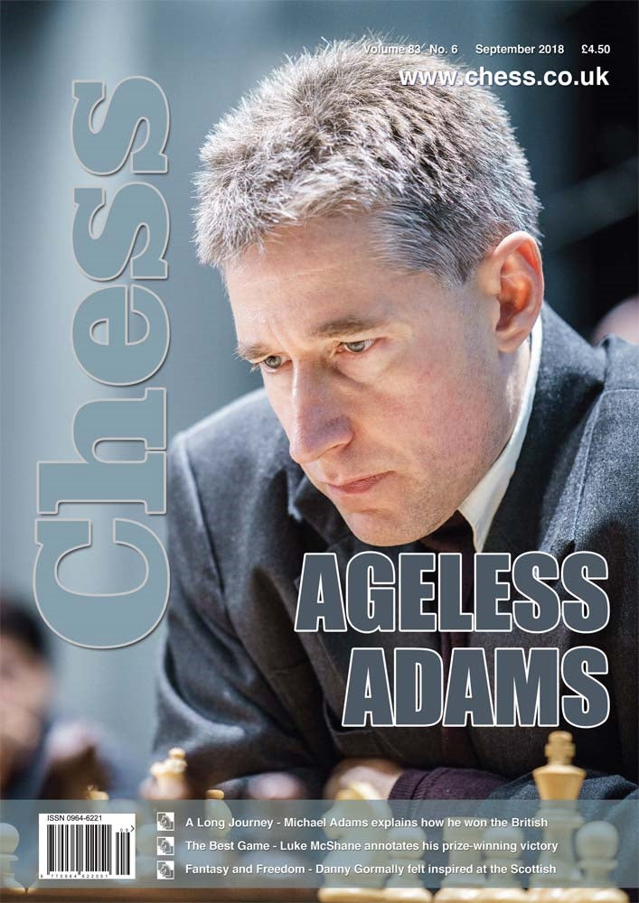 CHESS Magazine - September 2018