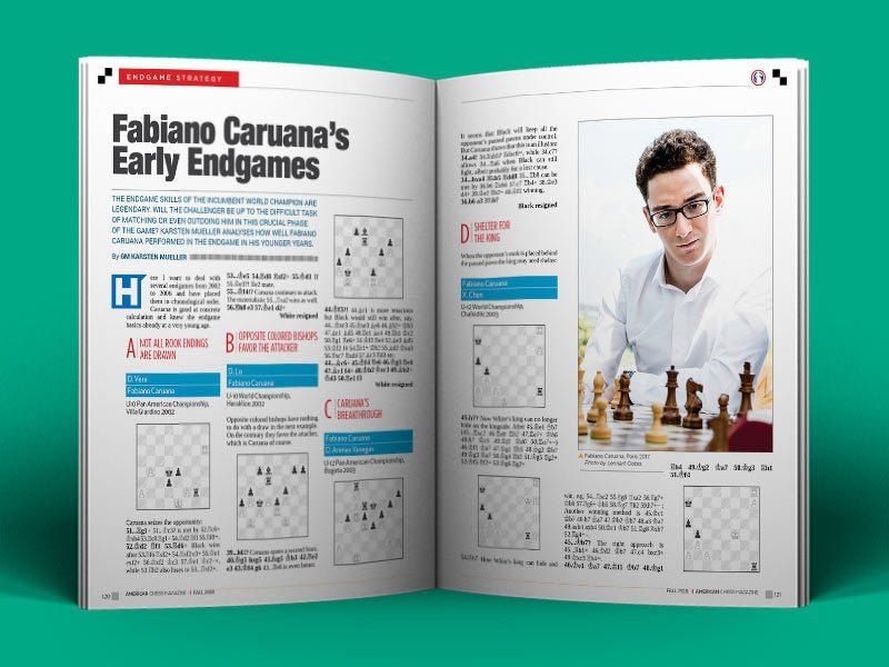 American Chess Magazine Issue 8