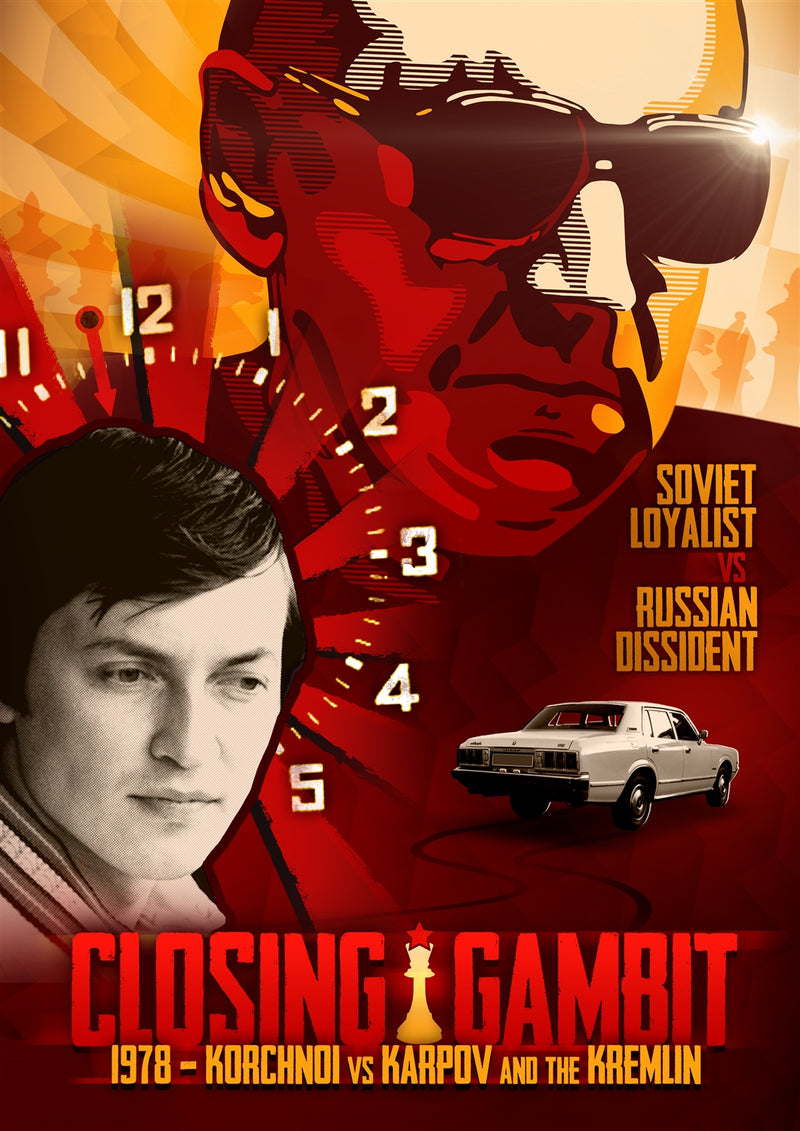 Closing Gambit: 1978 Korchnoi versus Karpov and the Kremlin (DVD)