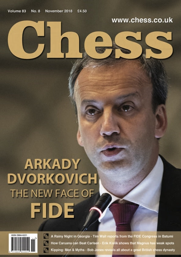 CHESS Magazine - November 2018