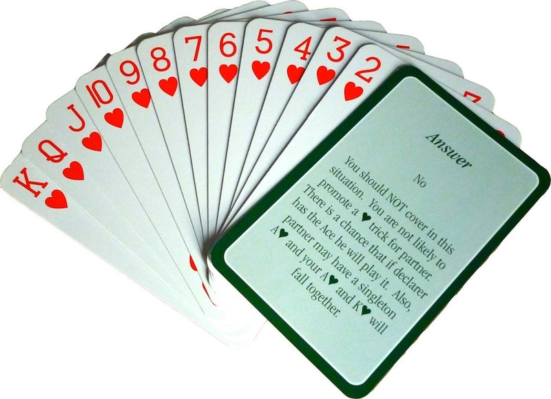 Bridge Quiz Challenge Cards