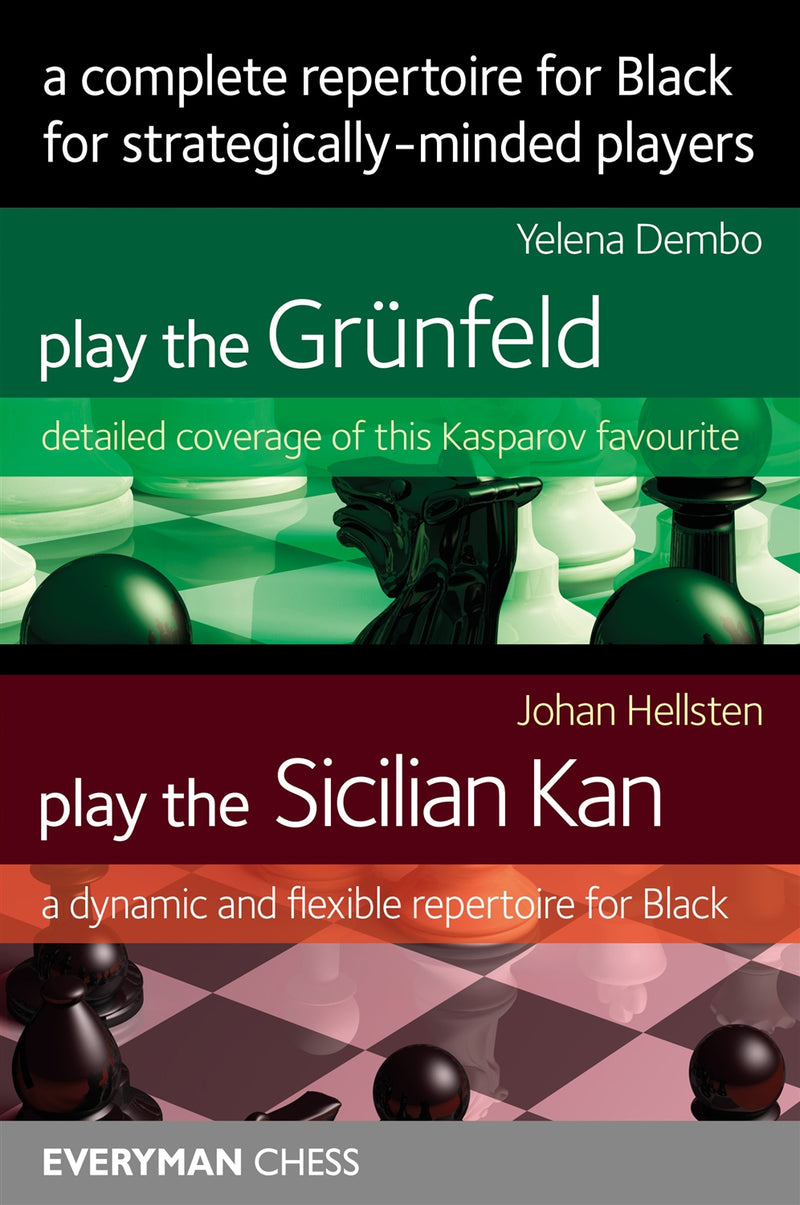 A Complete Repertoire for Black for Strategically Minded Players - Dembo & Hellsten