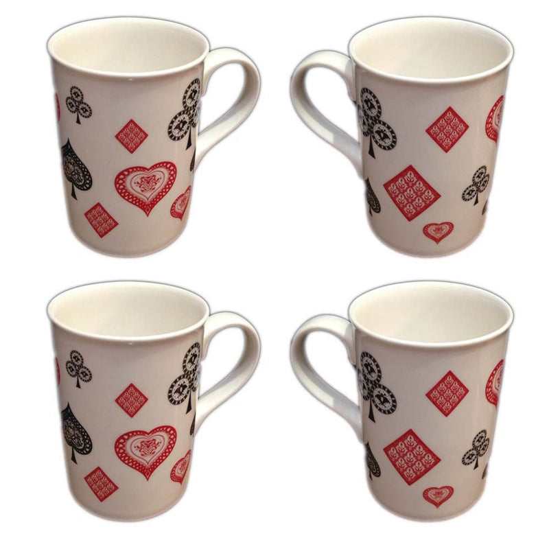 Bridge Mug - Set of 4