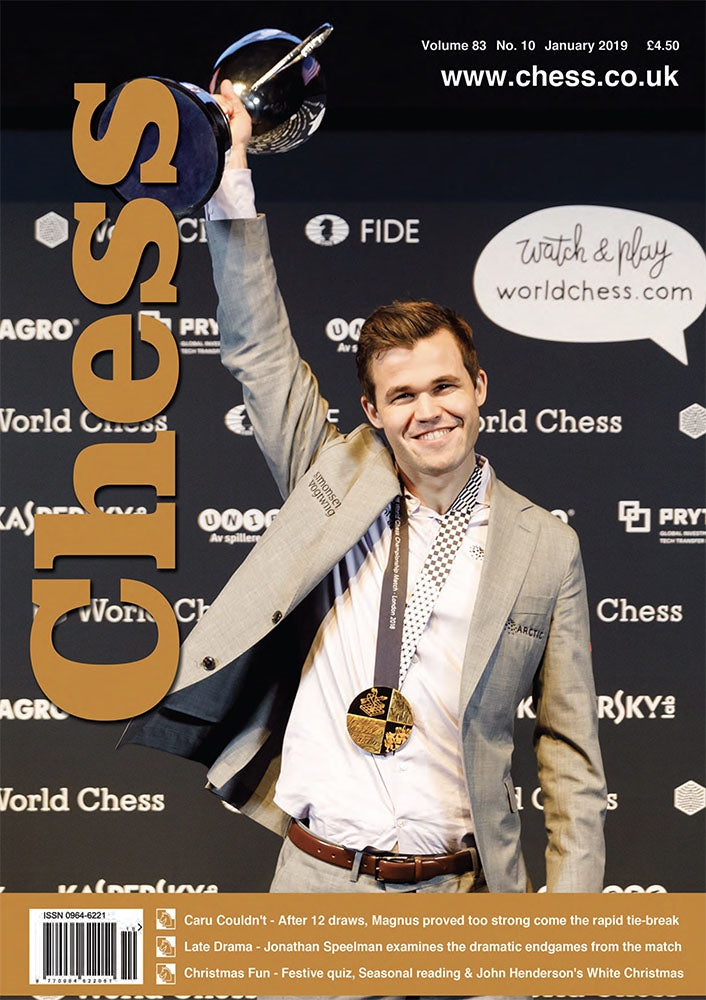 CHESS Magazine - January 2019