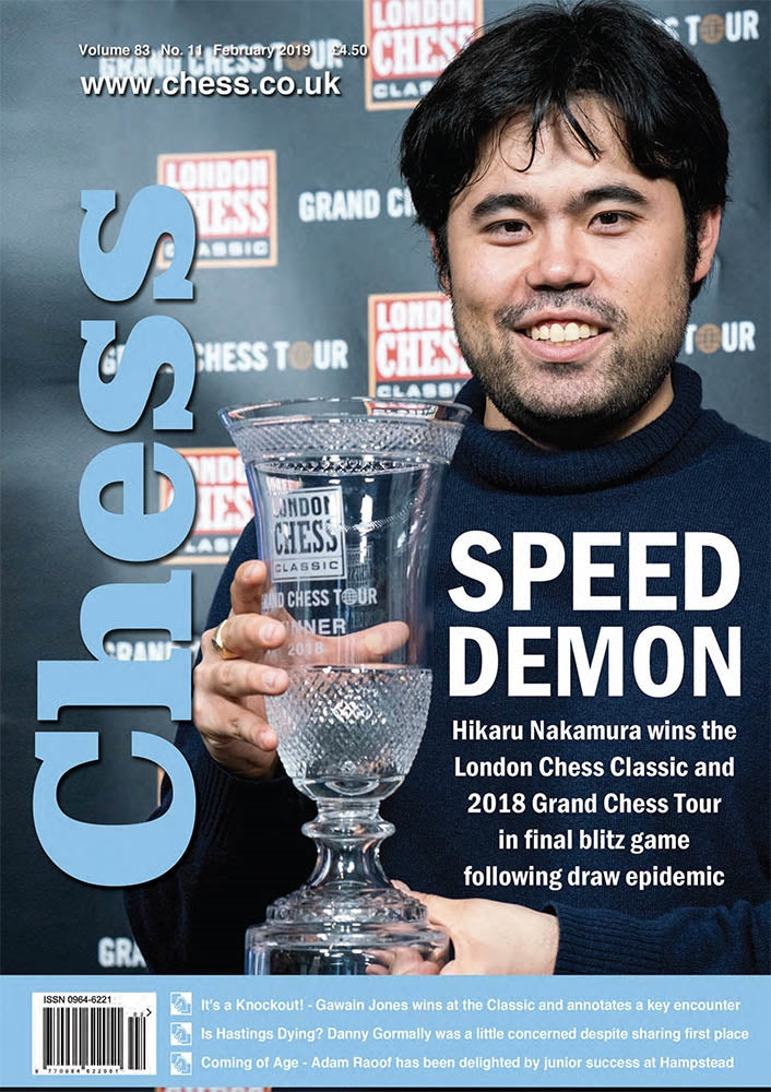 CHESS Magazine - February 2019