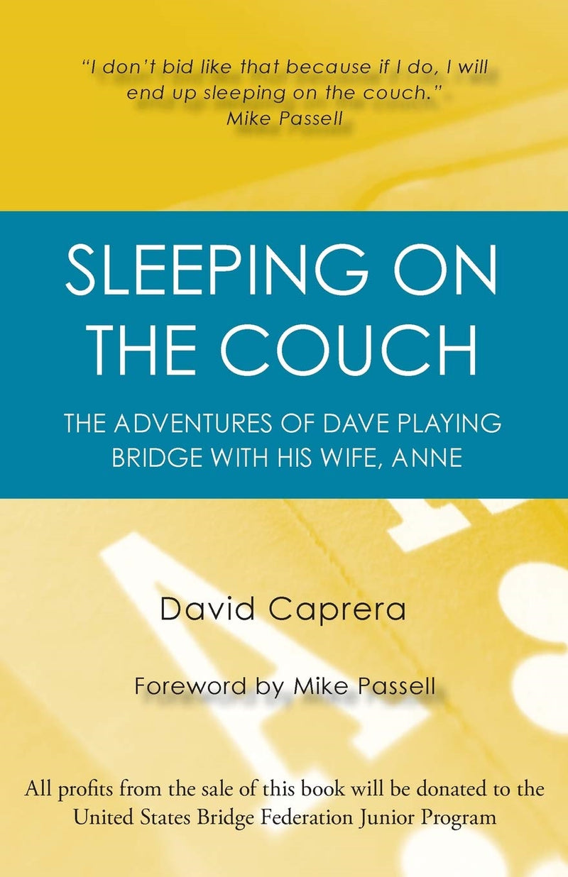 Sleeping on the Couch - David Caprera