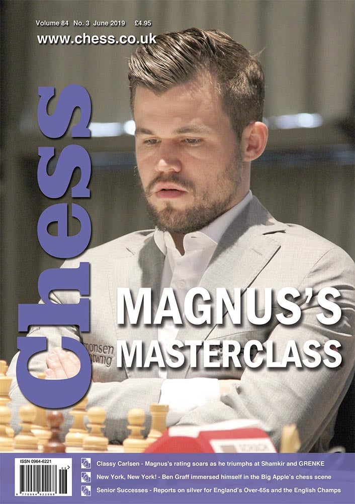 CHESS Magazine - June 2019