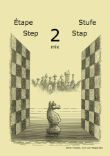 Learning Chess Workbook: Step 2 Mix - Cor Van Wijgerden