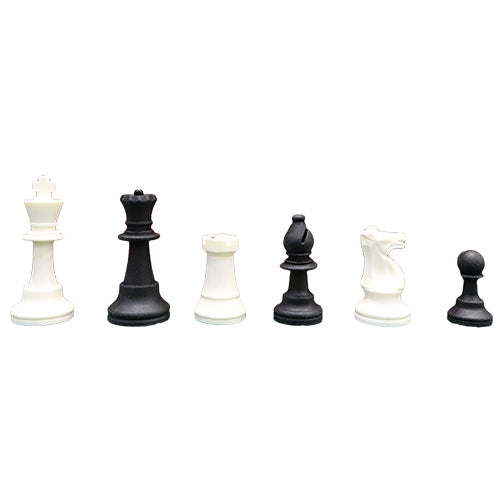 Deluxe Silicone Chess Pieces