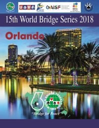 World Bridge Championships 2018 - Orlando