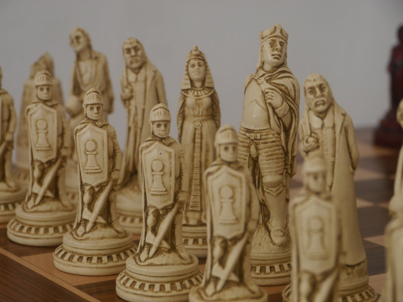 Berkeley Chess Decorative Chessmen - Shakespeare - Cardinal