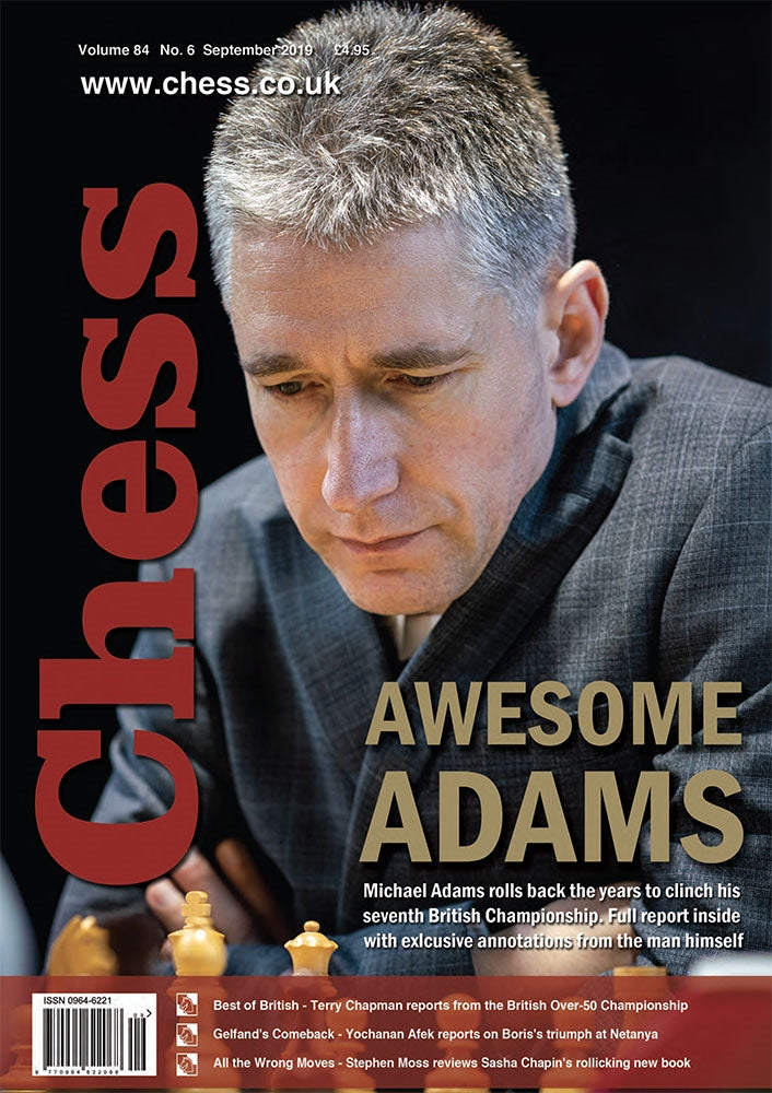 CHESS Magazine - September 2019