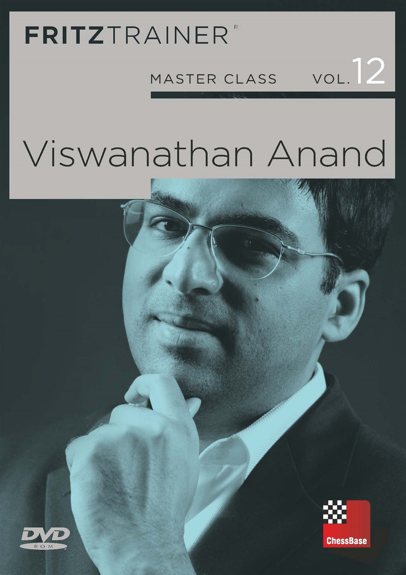 Master Class Volume 12 - Viswanathan Anand (PC-DVD)