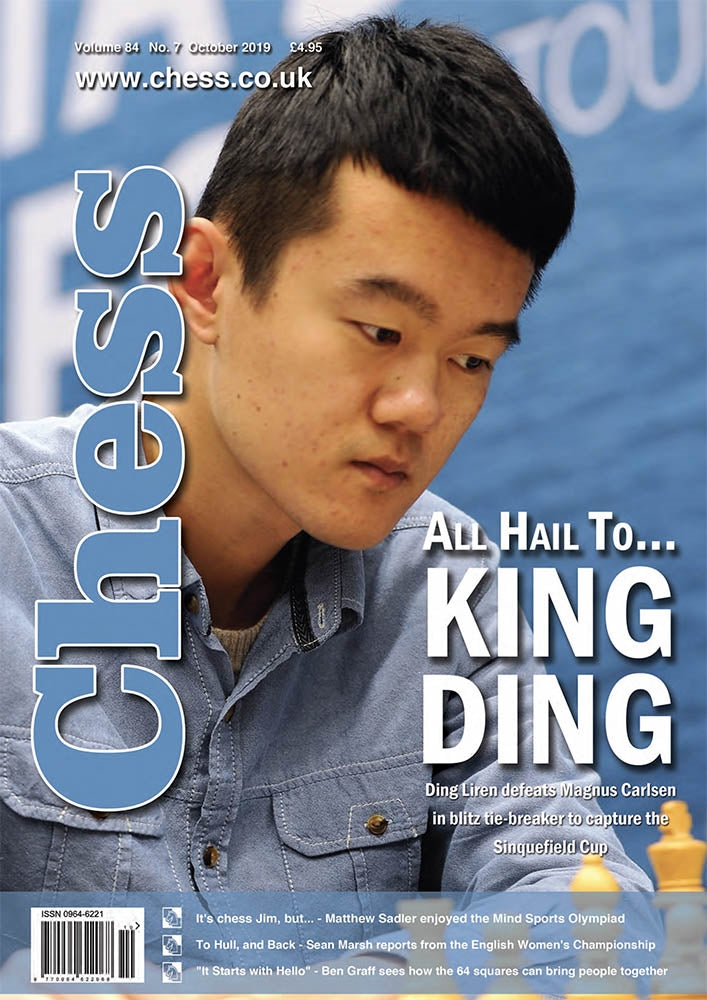 CHESS Magazine - October 2019