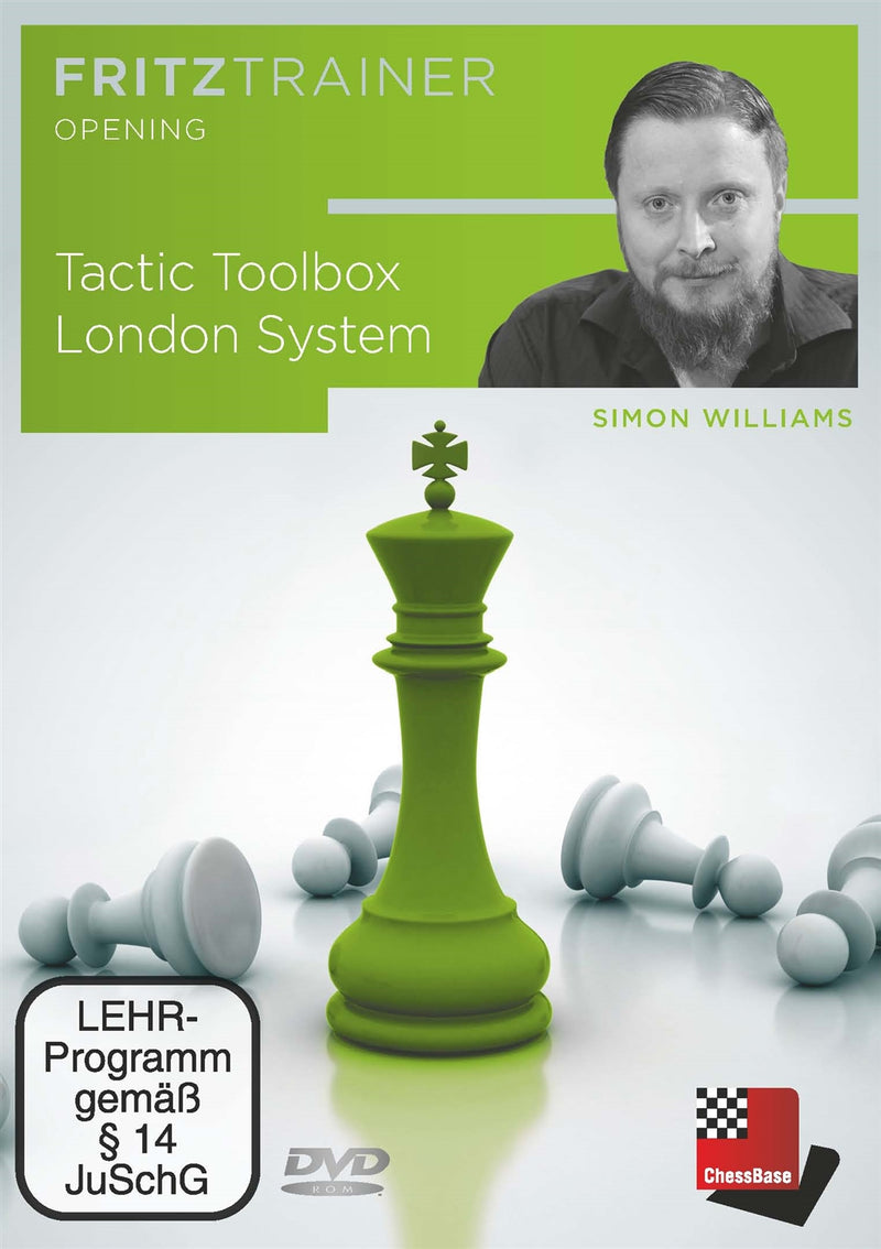 Tactic Toolbox London System - Simon Williams (PC-DVD)
