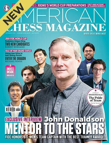 American Chess Magazine Issue 14-15