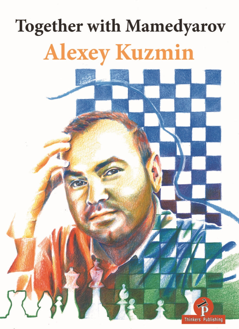 Together with Mamedyarov - Alexey Kuzmin